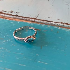 Silpada sterling ring Size 7